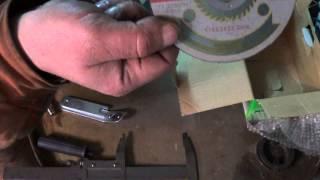 видео Пневматические угловые шлифовальные машины