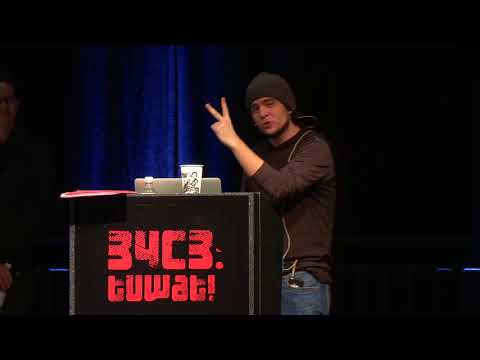 34C3 -  How risky is the software you use?