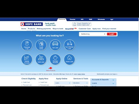 how-to-check-hdfc-credit-card-application-status