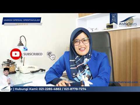 Biaya Umroh Paket Bintang 5 Rp 21 Jutaan - Alsha Tours.