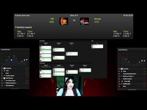 SEA betting with Lily ~ 14 Aug, 2014, Dota 2 Lounge bets