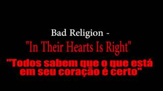 "Bad Religion - ""In Their Hearts Is Right"""