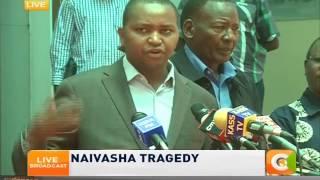 Spot where tragic Naivasha accident took place lacks adequate signage - PS