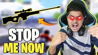 😠WHOLE SERVER ATTACK ON ME FOR THIS GUN | SUPER ANGRY | FAROFF PUBG MOBILE