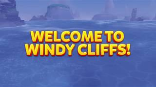 Golf Battle Windy Cliffs Trailer