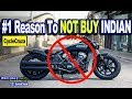 #1 Reason To NOT BUY Indian Motorcycles | MotoVlog