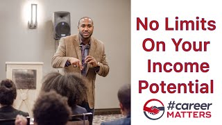 Limitless Income - #Career Matters - Brian Thomas Speaks