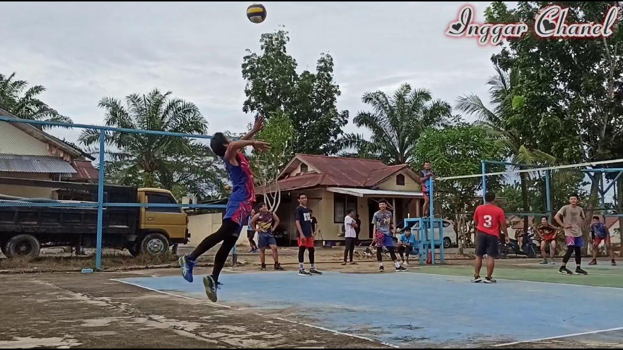Download SMK 1 Ngabang Vs JaDay || Latihan Volly Tarkam