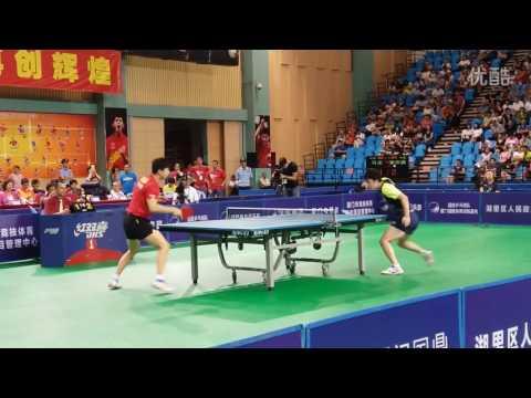 2016 China Warm-up matches for Rio Olympics: MA Long - CUI Qinglei [HD] [Full Match/Priv Rec]