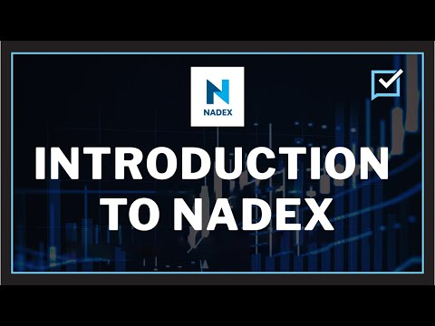 Welcome to the Nadex Exchange