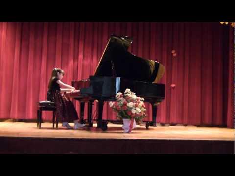 II Chopin International Piano Competition, Hartford,CT - Umi Garrett, Grand Prix Winner, Cat.A