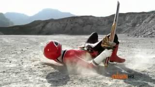 power rangers samurai red ranger vs red ranger