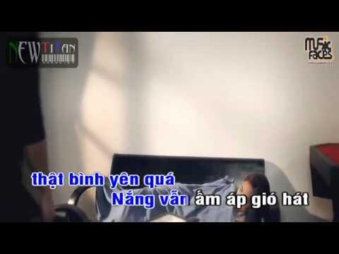 Karaoke Mong manh tình về Beat onlyc