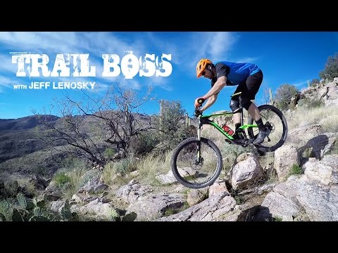 Trail Boss: La Milagrosa Tucson, AZ