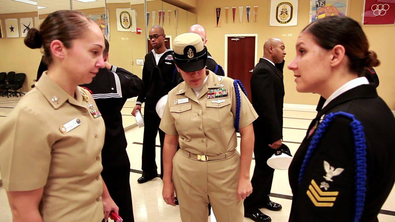 All hands magazine online recruit division commander for Bureau commande