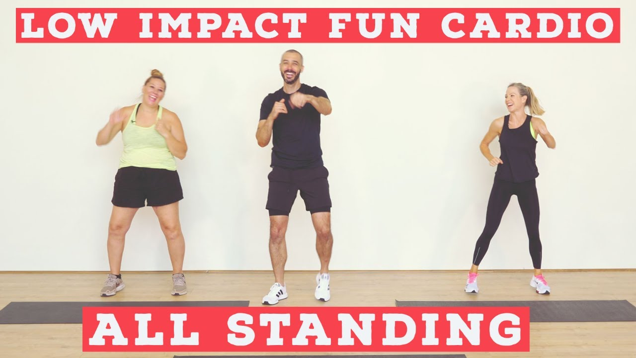 LOW IMPACT home workout for all fitness levels | TOTAL BODY