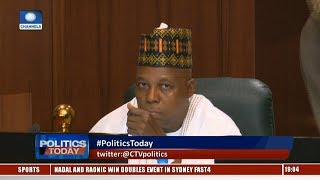 Political Round Up: Emotional Shettima Reports Insecurity To The President |Politics Today|