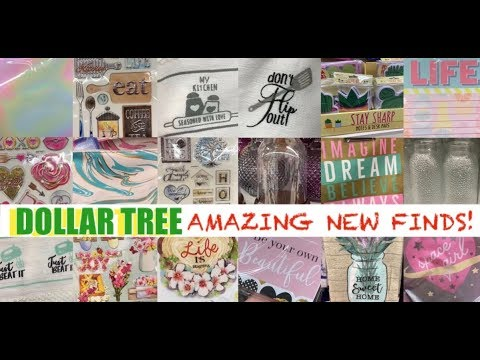 DOLLAR TREE • MUST SEE AMAZING NEW ARRIVALS • DECEMBER 10 2019