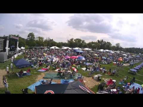 Rockin' for the Troops Time Lapse
