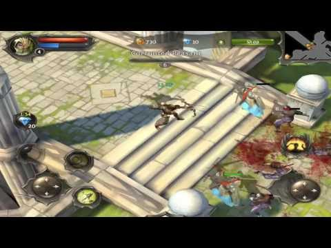 Sentinel class for dungeon hunter 4 ipad app youtube