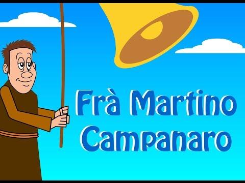Canzoni per bambini - Fra Martino Campanaro - filastrocche per bambini