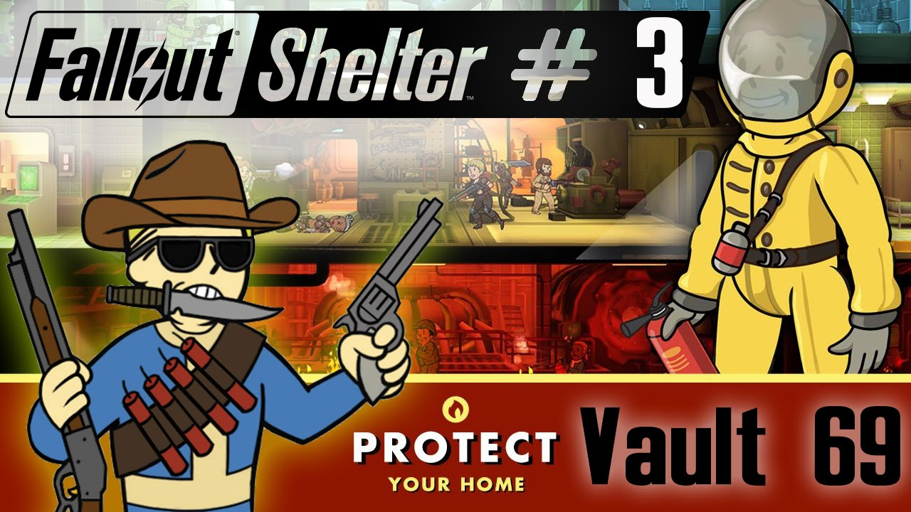 <b>Vault 69</b> Achievement Unlocked Fallout Shelter Android <b>walkthrough</b> ...