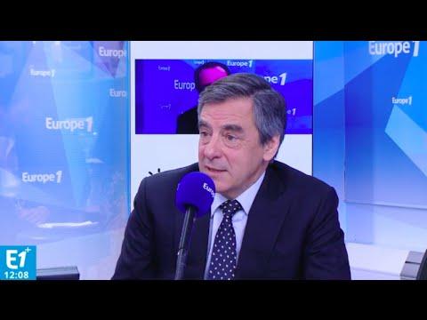 François Fillon répond à François Hollande sur Europe 1