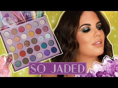 NEW So Jaded Colourpop x Kathleen Lights Palette First Impression & Fall Tutorial thumbnail