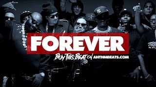 "French Montana x Harry Fraud Sample Type Beat ""Forever"" 