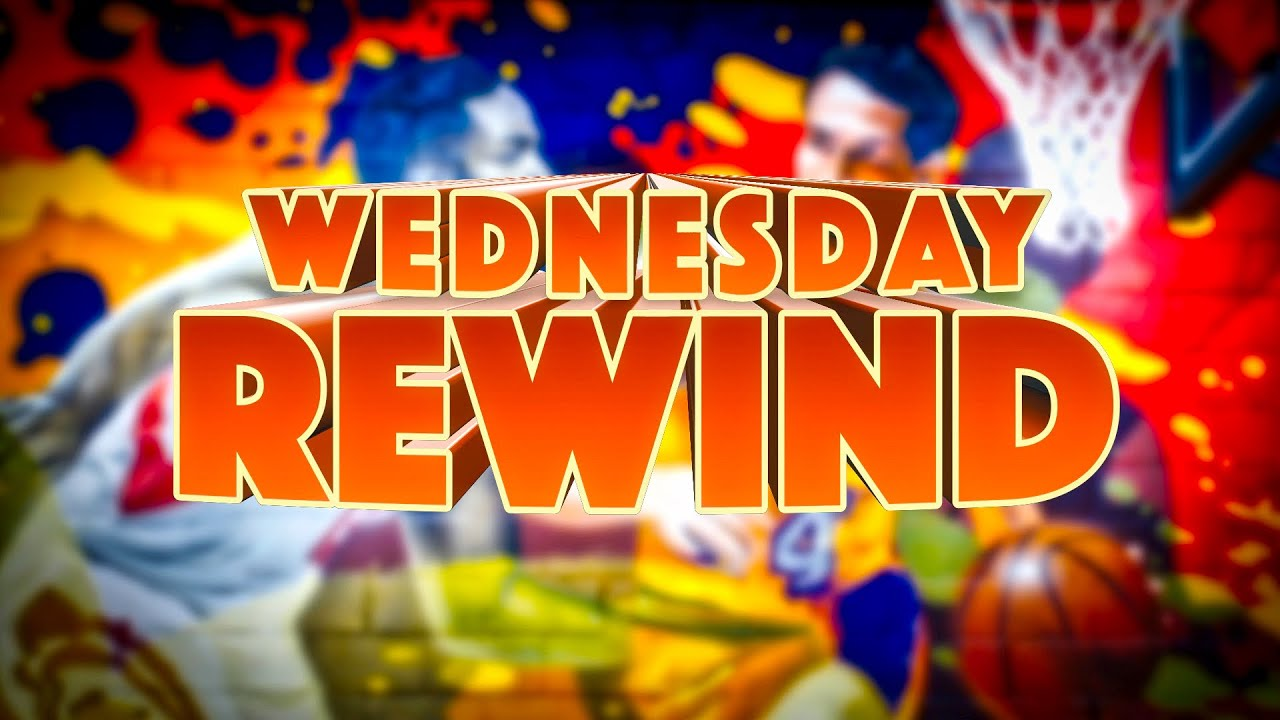 Wednesday's Rewind | 10/23/19