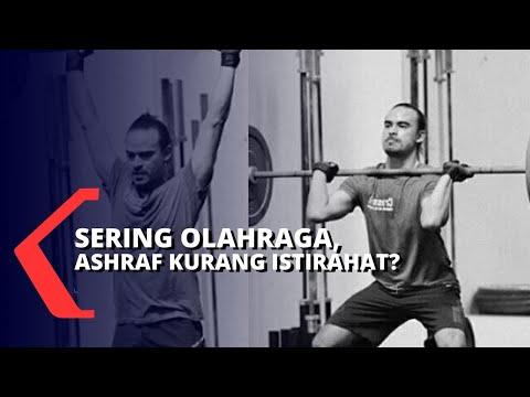 """""""CrossFit"""", Olahraga yang Ditekuni Ashraf, Berisiko?"""