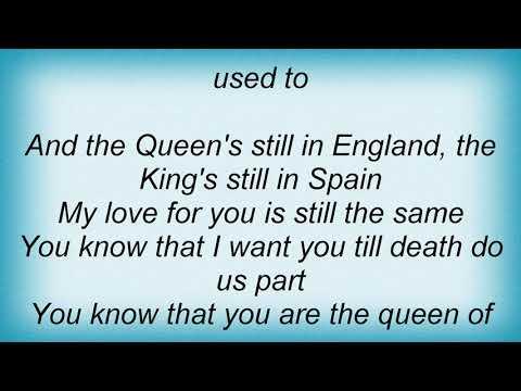Hank Williams Jr. - Queen Of My Heart Lyrics