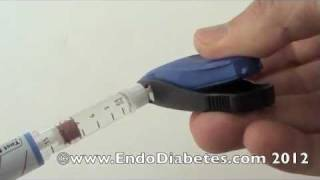 BD Safe-Clip: Disposing Needles Safely After Injecting Insulin, Growth Hormone etc