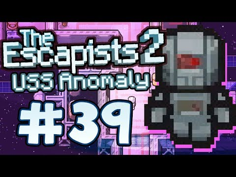 The Escapists 2 - Part 39 - U.S.S Anomaly
