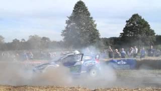 CarFest North 2012 - Petter Solberg - Ford Fiesta WRC