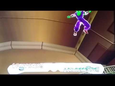 DBZ Budokai 3 XBOX 360 Kid Goku Super Dragon Fist