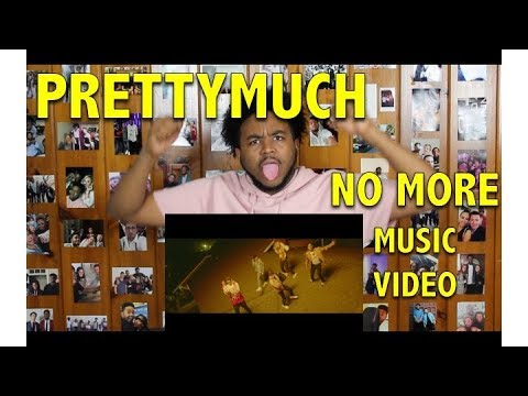 PRETTYMUCH- NO MORE   REACTIONREVIEW