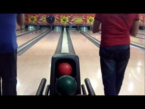 Bowling nasir play in saudi madinah 1