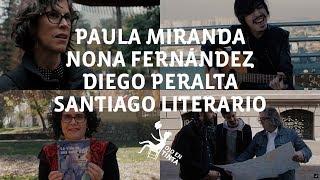Paula Miranda y Nona Fernández en Ojo en Tinta / T3 C4