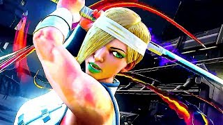 STREET FIGHTER V: Arcade Edition Falke Gameplay Trailer (2018)