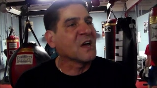 ANGEL GARCIA GOES OFF ABOUT RACIST CLAIMS; IN...