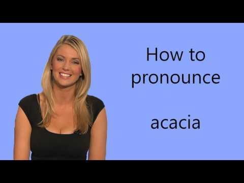 How To Ounce Acacia