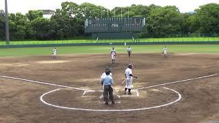 2018/8/15 登美ヶ丘vs天理 1~5回[1-2]