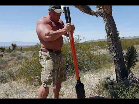 Co Popek zakopal na pustyni w Las Vegas ? - przestroga dla mlodych !