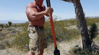 Co Popek zakopal na pustyni w Las Vegas ? - przestroga dla mlodych ! 2017 Video
