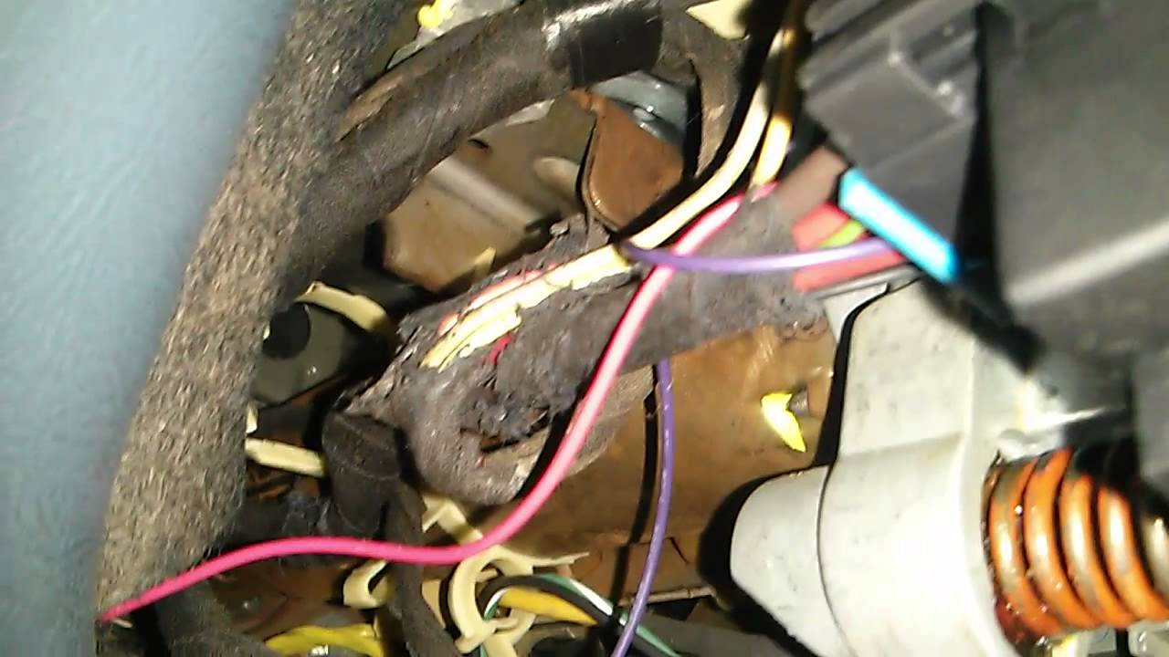 96 Buick Skylark Anti Theft Bypass Youtube