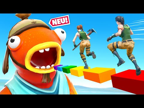 DEATHRUN in DUMMEN FORTY in Fortnite!