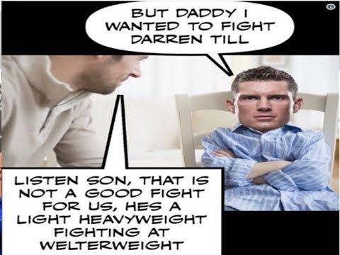 Darren Till DESTROYS Stephen 'Wonderboy' Thompson For Ducking Him, Gunnar Nelson Steps Up