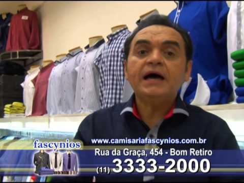 9752a7c504 Camisaria Fascynios - YouTube