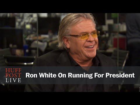 Ron White On Running For President